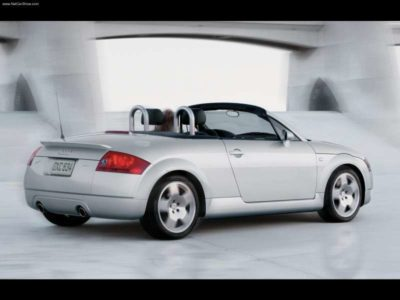Audi TT 1.8T 225 Remapping Review http://advanced-tuning.co.uk