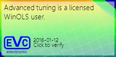 check evc license image